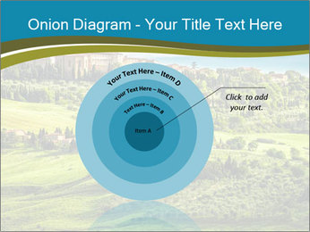 View of the town PowerPoint Templates - Slide 61