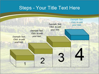 View of the town PowerPoint Templates - Slide 64