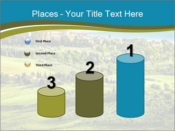 View of the town PowerPoint Templates - Slide 65