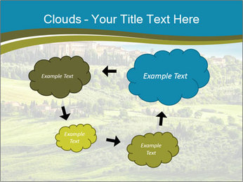 View of the town PowerPoint Templates - Slide 72