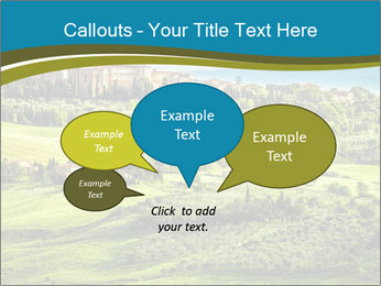 View of the town PowerPoint Templates - Slide 73