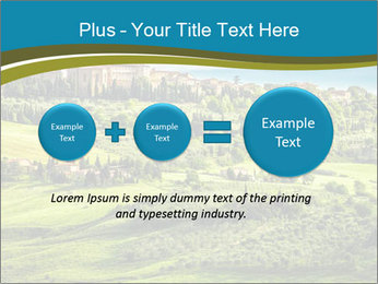 View of the town PowerPoint Templates - Slide 75