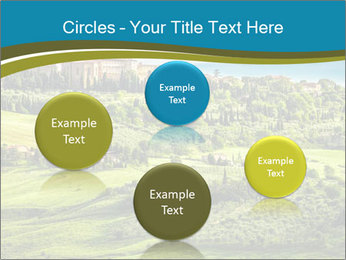 View of the town PowerPoint Templates - Slide 77