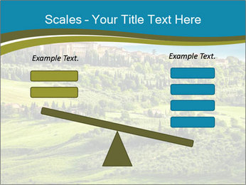 View of the town PowerPoint Templates - Slide 89
