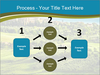 View of the town PowerPoint Templates - Slide 92