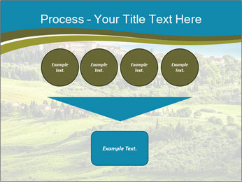 View of the town PowerPoint Templates - Slide 93