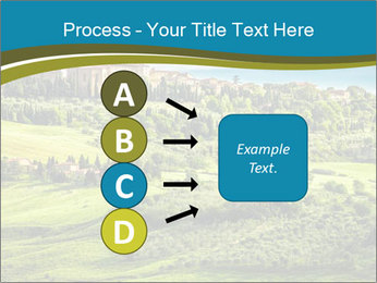 View of the town PowerPoint Templates - Slide 94