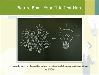Business Angel PowerPoint Template - Slide 15