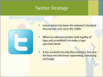 Business Angel PowerPoint Template - Slide 9