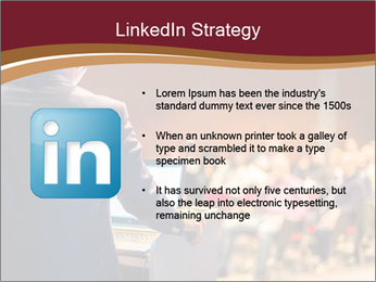 Speaker at Business Conference and Presentation PowerPoint Templates - Slide 12