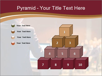Speaker at Business Conference and Presentation PowerPoint Templates - Slide 31