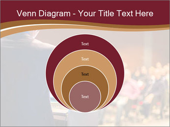 Speaker at Business Conference and Presentation PowerPoint Templates - Slide 34