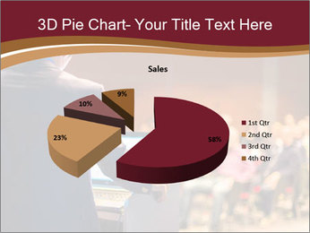 Speaker at Business Conference and Presentation PowerPoint Templates - Slide 35