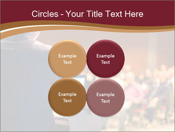 Speaker at Business Conference and Presentation PowerPoint Templates - Slide 38