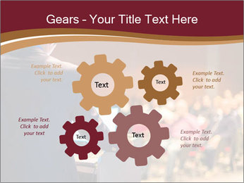 Speaker at Business Conference and Presentation PowerPoint Templates - Slide 47