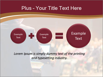 Speaker at Business Conference and Presentation PowerPoint Templates - Slide 75