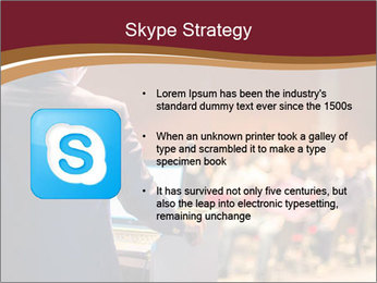 Speaker at Business Conference and Presentation PowerPoint Templates - Slide 8