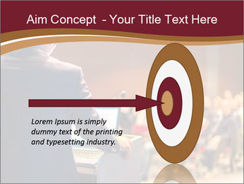 Speaker at Business Conference and Presentation PowerPoint Templates - Slide 83