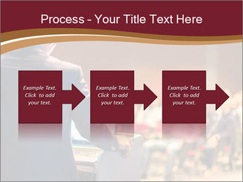 Speaker at Business Conference and Presentation PowerPoint Templates - Slide 88