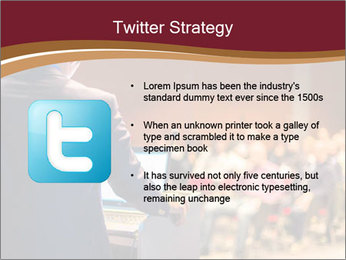 Speaker at Business Conference and Presentation PowerPoint Templates - Slide 9
