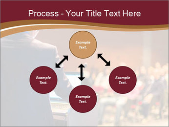 Speaker at Business Conference and Presentation PowerPoint Templates - Slide 91