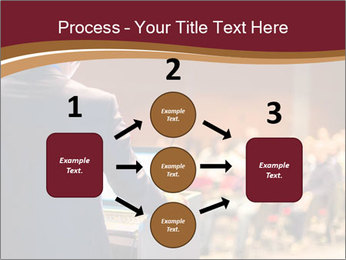 Speaker at Business Conference and Presentation PowerPoint Templates - Slide 92