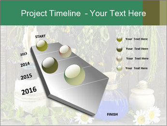 Still life with healing herbs PowerPoint Templates - Slide 26