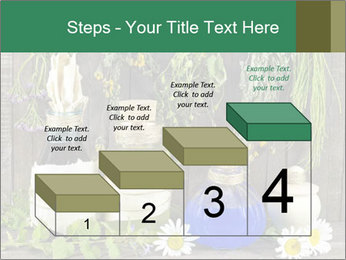 Still life with healing herbs PowerPoint Templates - Slide 64