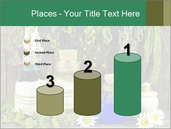 Still life with healing herbs PowerPoint Templates - Slide 65