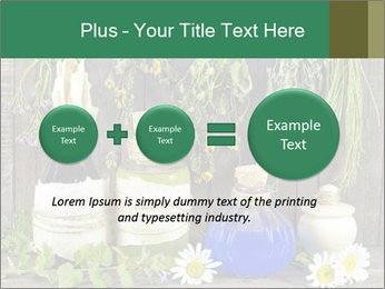 Still life with healing herbs PowerPoint Templates - Slide 75
