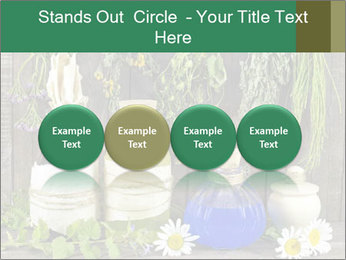 Still life with healing herbs PowerPoint Templates - Slide 76