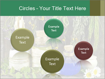 Still life with healing herbs PowerPoint Templates - Slide 77