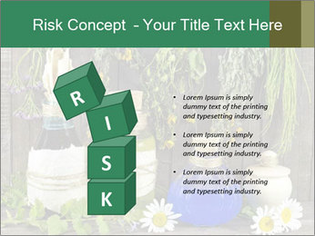 Still life with healing herbs PowerPoint Templates - Slide 81