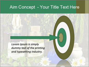 Still life with healing herbs PowerPoint Templates - Slide 83