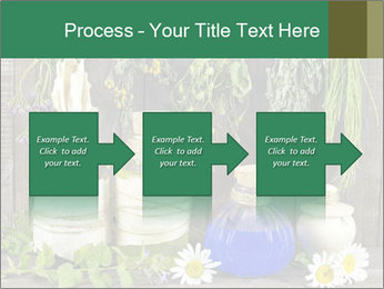 Still life with healing herbs PowerPoint Templates - Slide 88