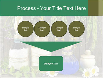 Still life with healing herbs PowerPoint Templates - Slide 93