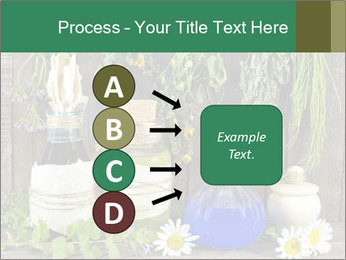 Still life with healing herbs PowerPoint Templates - Slide 94