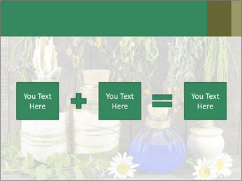 Still life with healing herbs PowerPoint Templates - Slide 95