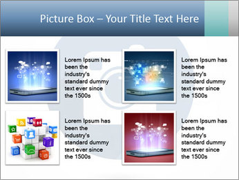 Hipster photo or camera icon PowerPoint Template - Slide 14