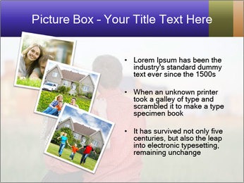 Couple looking PowerPoint Templates - Slide 17