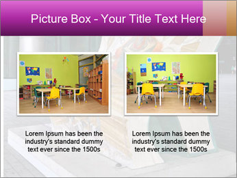 Beautiful design street bench PowerPoint Templates - Slide 18