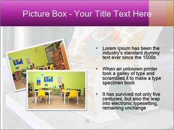 Beautiful design street bench PowerPoint Template - Slide 20