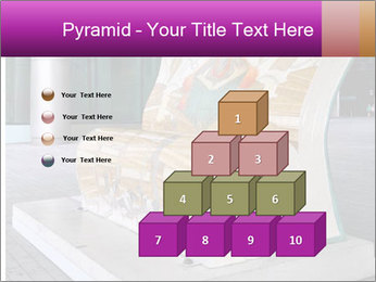 Beautiful design street bench PowerPoint Templates - Slide 31
