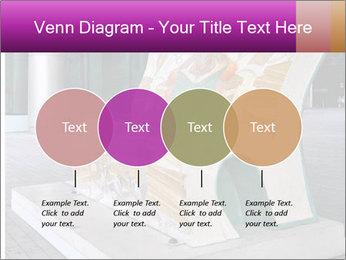 Beautiful design street bench PowerPoint Template - Slide 32