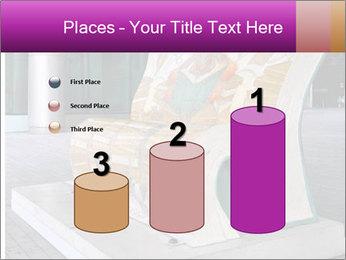 Beautiful design street bench PowerPoint Templates - Slide 65