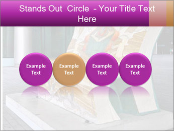 Beautiful design street bench PowerPoint Templates - Slide 76