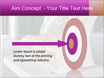 Beautiful design street bench PowerPoint Templates - Slide 83