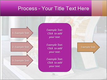 Beautiful design street bench PowerPoint Template - Slide 85