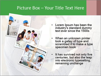Portrait of architect working PowerPoint Templates - Slide 17