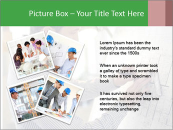 Portrait of architect working PowerPoint Templates - Slide 23